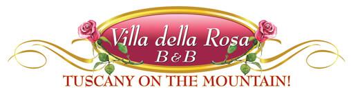 Villa della Rosa logo