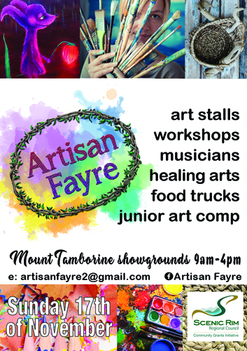 Artisan Fayre, Art and Craft, Gallery Walk, Showgrounds, Artists, Exhibitions