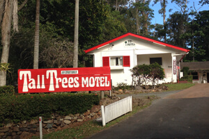 Tall Trees Motel, Mt Tamborine Motel, Accommodation near Gallery Walk