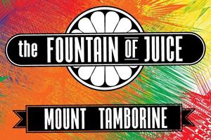 Fountain of Juice, Gallery walk, Tamborine Mtn