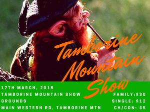 Tamborine Mountain Show