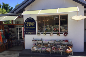 Vintage Crafts, Gallery Walk, Shopping, Tamborine Mtn