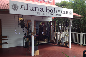 Aluna Boheme, Shopping, Gallery walk, Attraction on Tamborine Mtn