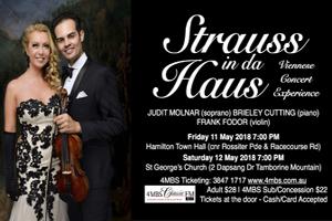 Strauss in da Haus, Viennese Concert, Frank Fodor