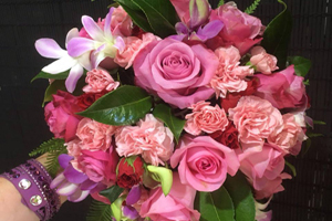 Wedding Flowers, Love Buds and Blossoms, Bridal Bouquets