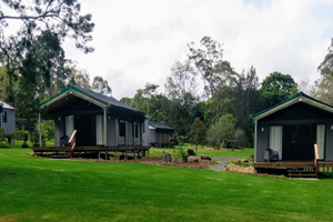 Glamping, Southern Sky, Mt Tamborine, Luxury Camping