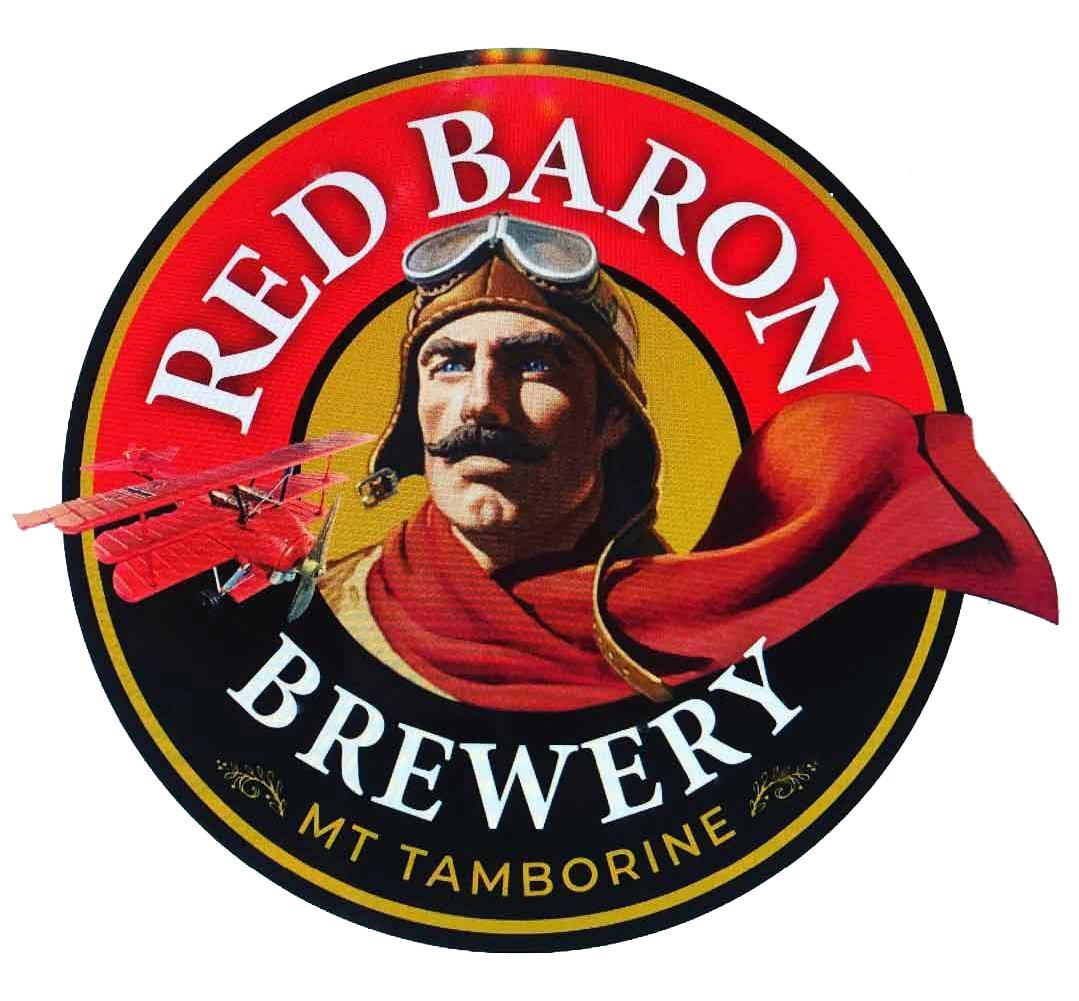 Red Baron Brewery, Mount Tamborine, Craft Beer, Grill Haus
