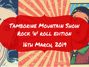 Tamborine Mountain Show