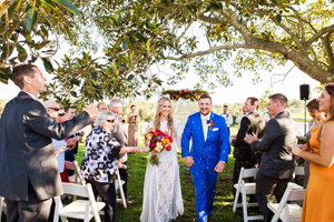 Albert River Wines, Winery Wedding, Ceremonies and Receptions