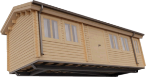 TORSTEN – Skid Cabin